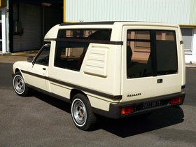 Ver foto 3 de Peugeot Heuliez Peugeot 504 Loisirs Prototype 1979