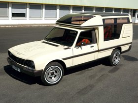 Ver foto 1 de Peugeot Heuliez Peugeot 504 Loisirs Prototype 1979