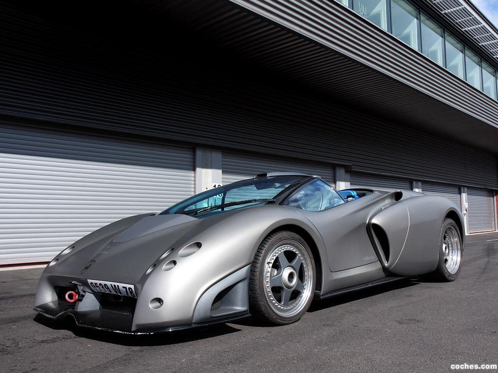 Foto 0 de Lamborghini Pregunta Concept Heuliez 1998