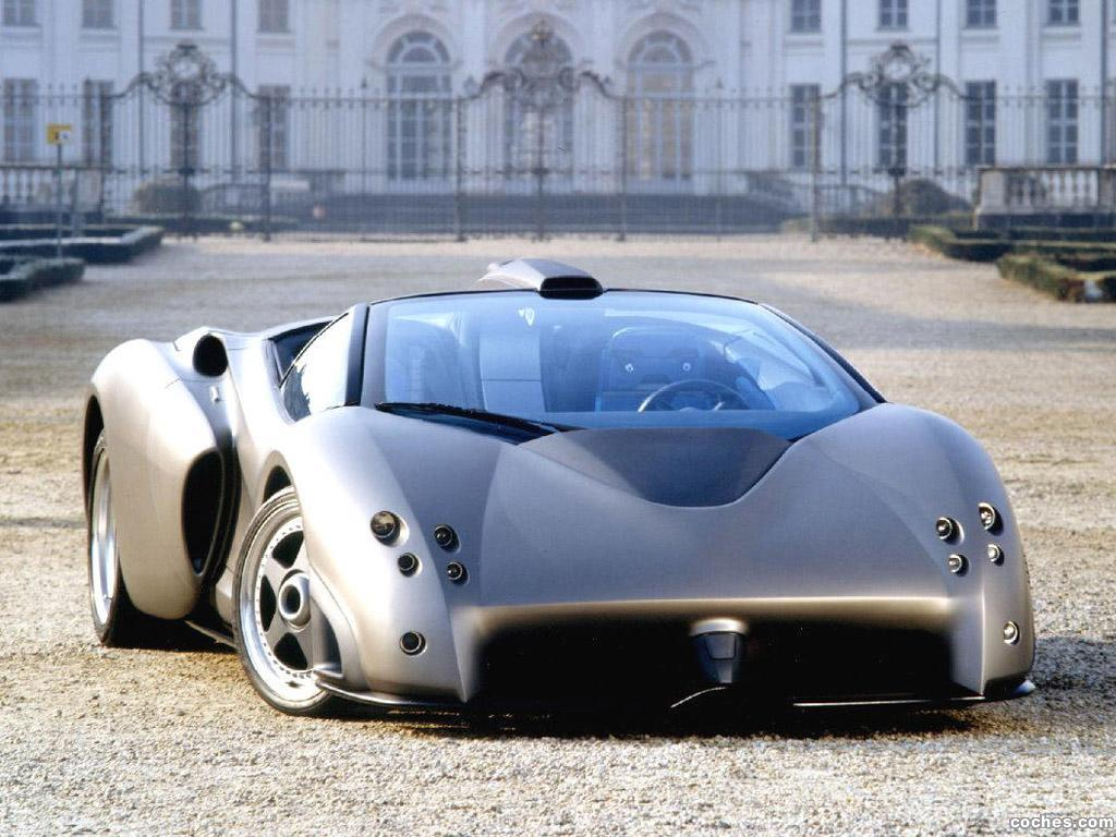 Foto 7 de Lamborghini Pregunta Concept Heuliez 1998