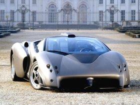 Ver foto 8 de Lamborghini Pregunta Concept Heuliez 1998