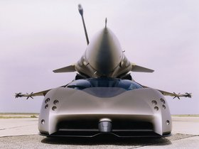 Ver foto 7 de Lamborghini Pregunta Concept Heuliez 1998