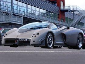 Ver foto 4 de Lamborghini Pregunta Concept Heuliez 1998