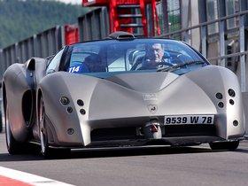 Ver foto 3 de Lamborghini Pregunta Concept Heuliez 1998