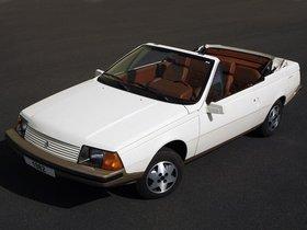 Ver foto 5 de Renault Heuliez Fuego Cabriolet Concept 1982