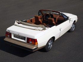 Ver foto 4 de Renault Heuliez Fuego Cabriolet Concept 1982