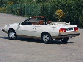 Ver foto 3 de Renault Heuliez Fuego Cabriolet Concept 1982