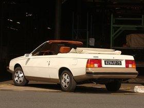 Ver foto 2 de Renault Heuliez Fuego Cabriolet Concept 1982