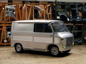 Ver foto 2 de Simca Heuliez 1100 Prototype Fourgon Commercial 1967