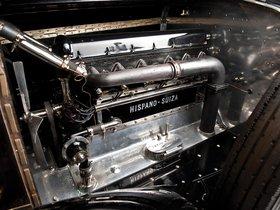 Ver foto 6 de Hispano-Suiza H6B Coupe De Ville by Saoutchik 1924