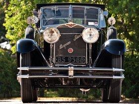 Ver foto 4 de Hispano-Suiza H6B Coupe De Ville by Saoutchik 1924