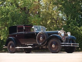 Ver foto 1 de Hispano-Suiza H6B Coupe De Ville by Saoutchik 1924