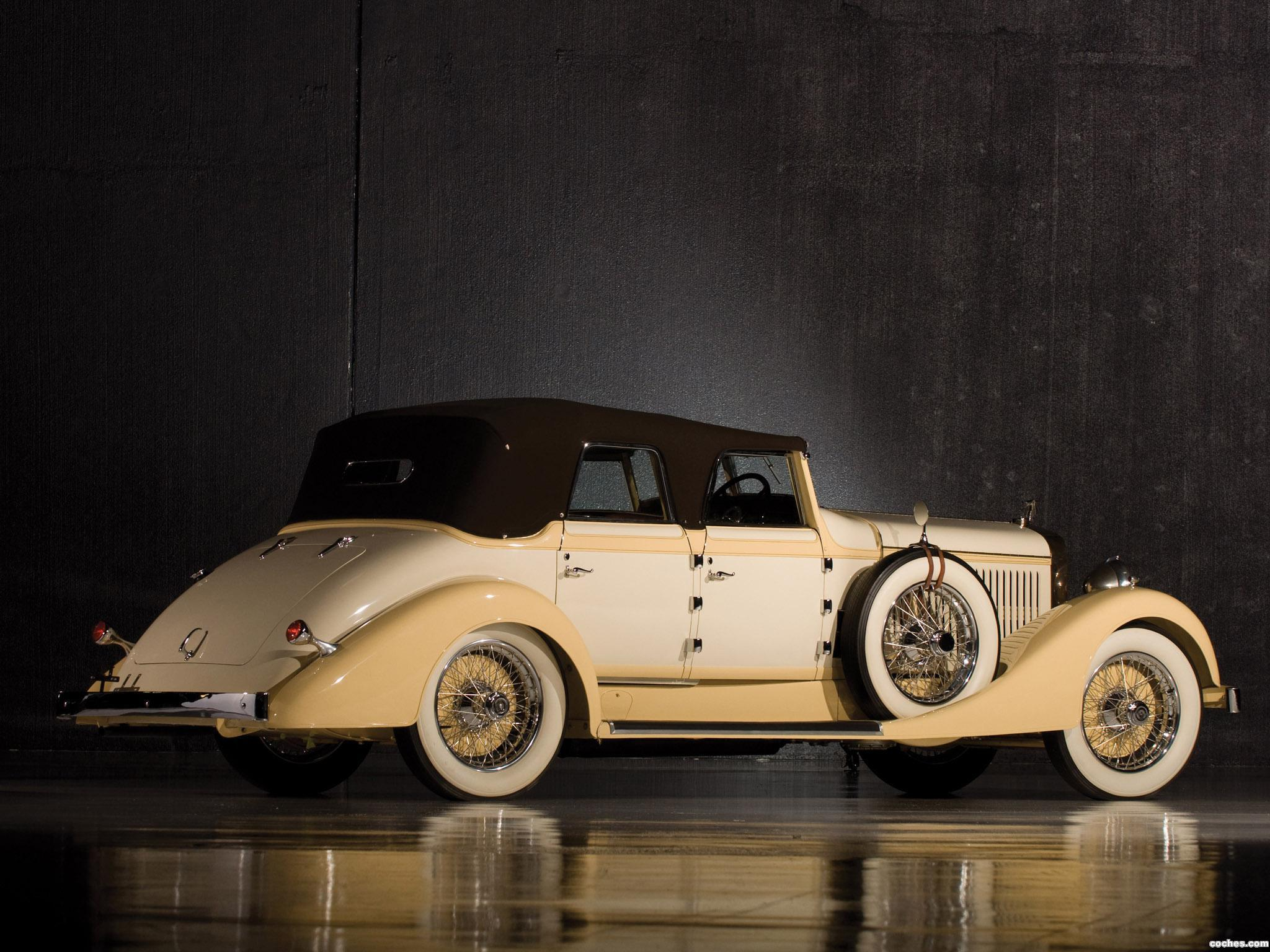 Foto 5 de Hispano Suiza H6C Convertible Sedan by Hibbard and Darrin 1928