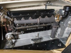 Ver foto 7 de Hispano Suiza H6C Convertible Sedan by Hibbard and Darrin 1928