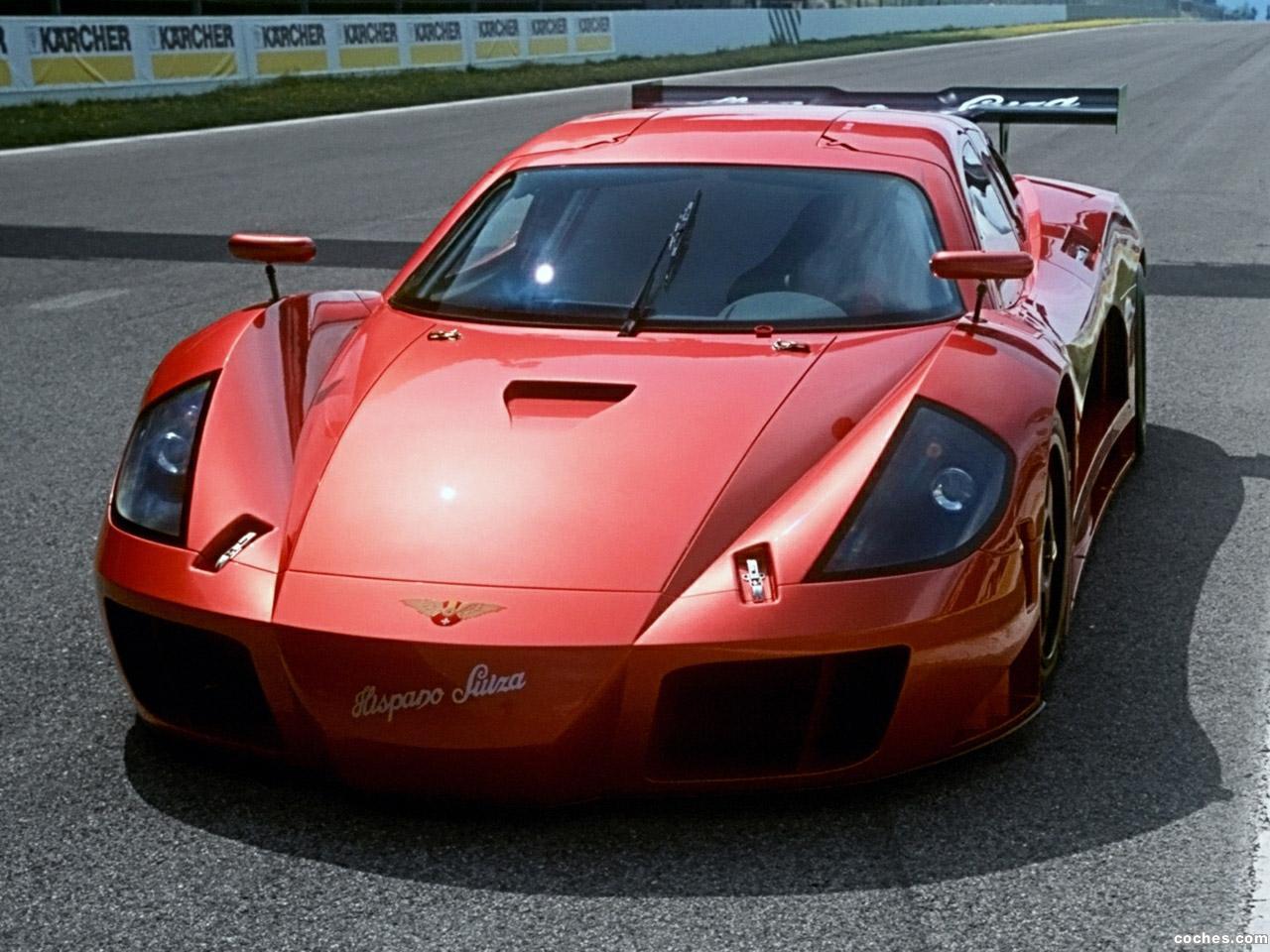 Foto 0 de Hispano Suiza HS21 GTS 2002