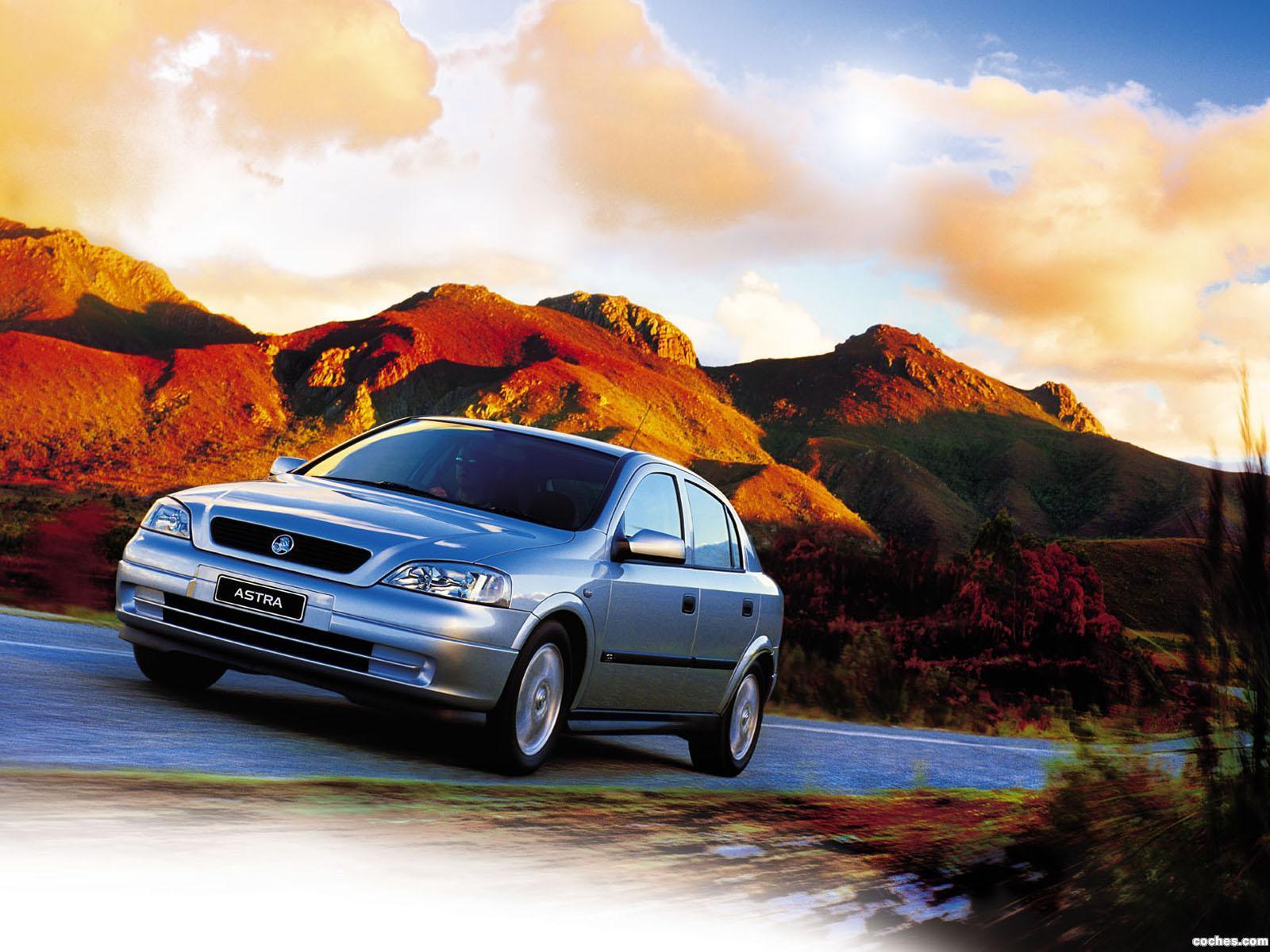 Foto 0 de Holden Astra 1999