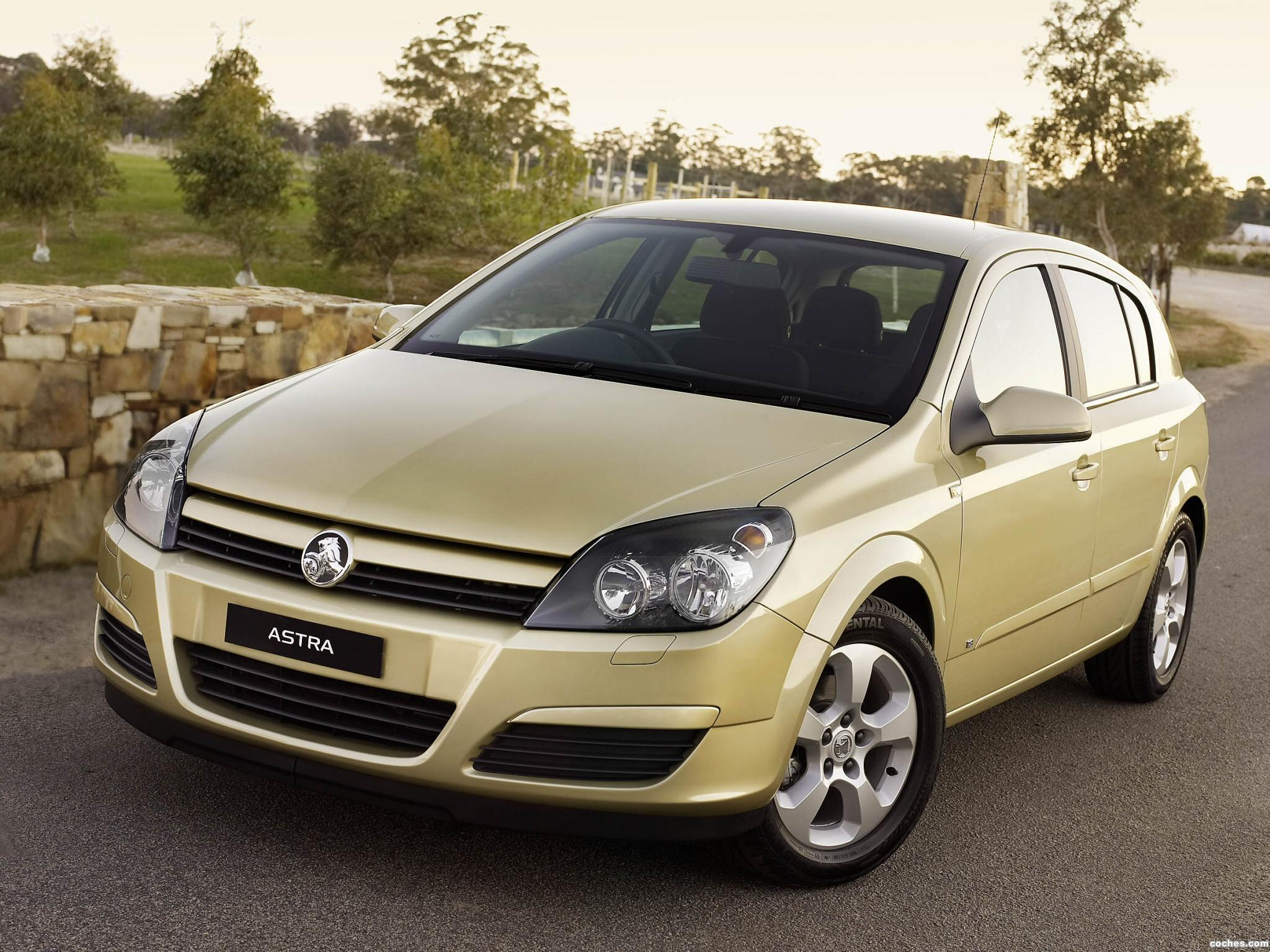 Foto 0 de Holden Astra 2004
