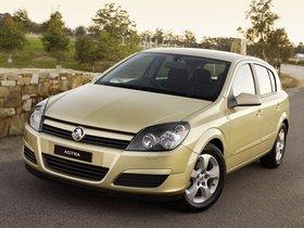 Ver foto 1 de Holden Astra 2004