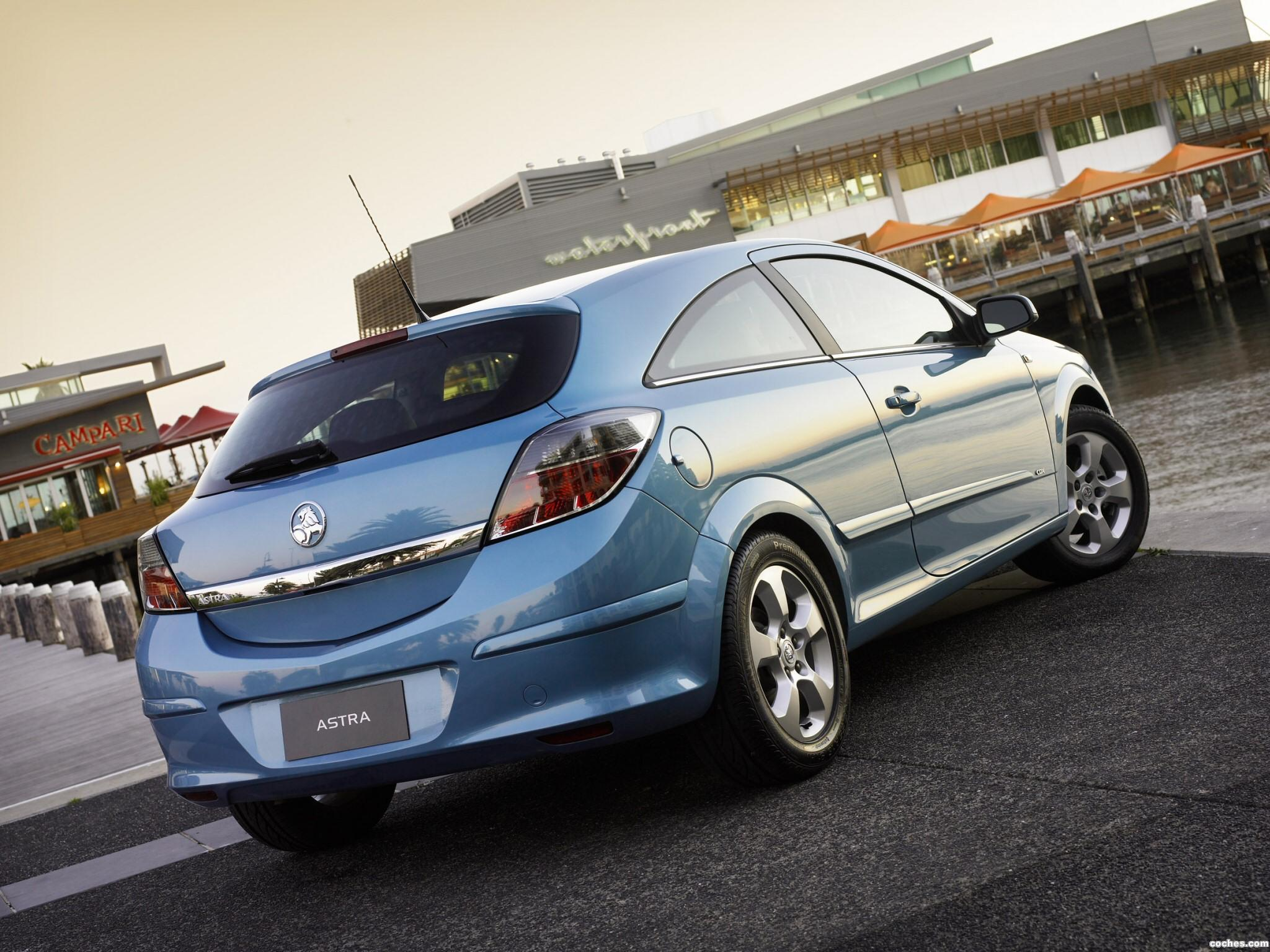 Foto 0 de Holden Astra Coupe 2005