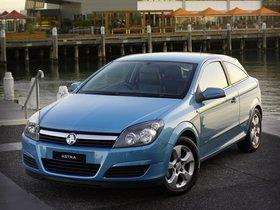 Ver foto 2 de Holden Astra Coupe 2005