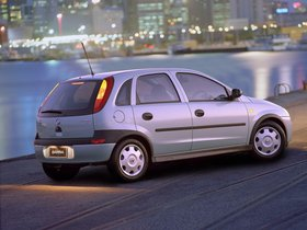 Ver foto 7 de Holden Barina 2001