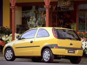 Ver foto 6 de Holden Barina 2001