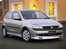 Ver foto 2 de Holden Barina 2001