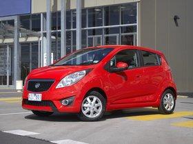 Ver foto 23 de Holden Barina Spark 2010