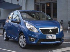 Ver foto 9 de Holden Barina Spark 2010