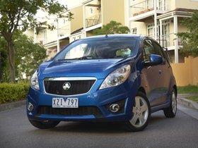 Ver foto 8 de Holden Barina Spark 2010