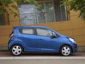 Ver foto 7 de Holden Barina Spark 2010