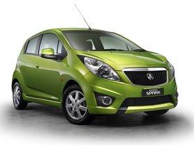 Ver foto 5 de Holden Barina Spark 2010
