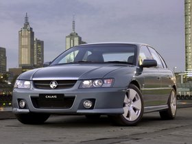 Ver foto 4 de Holden Calais 2004