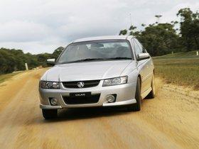 Ver foto 2 de Holden Calais 2004