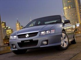 Ver foto 1 de Holden Calais 2004