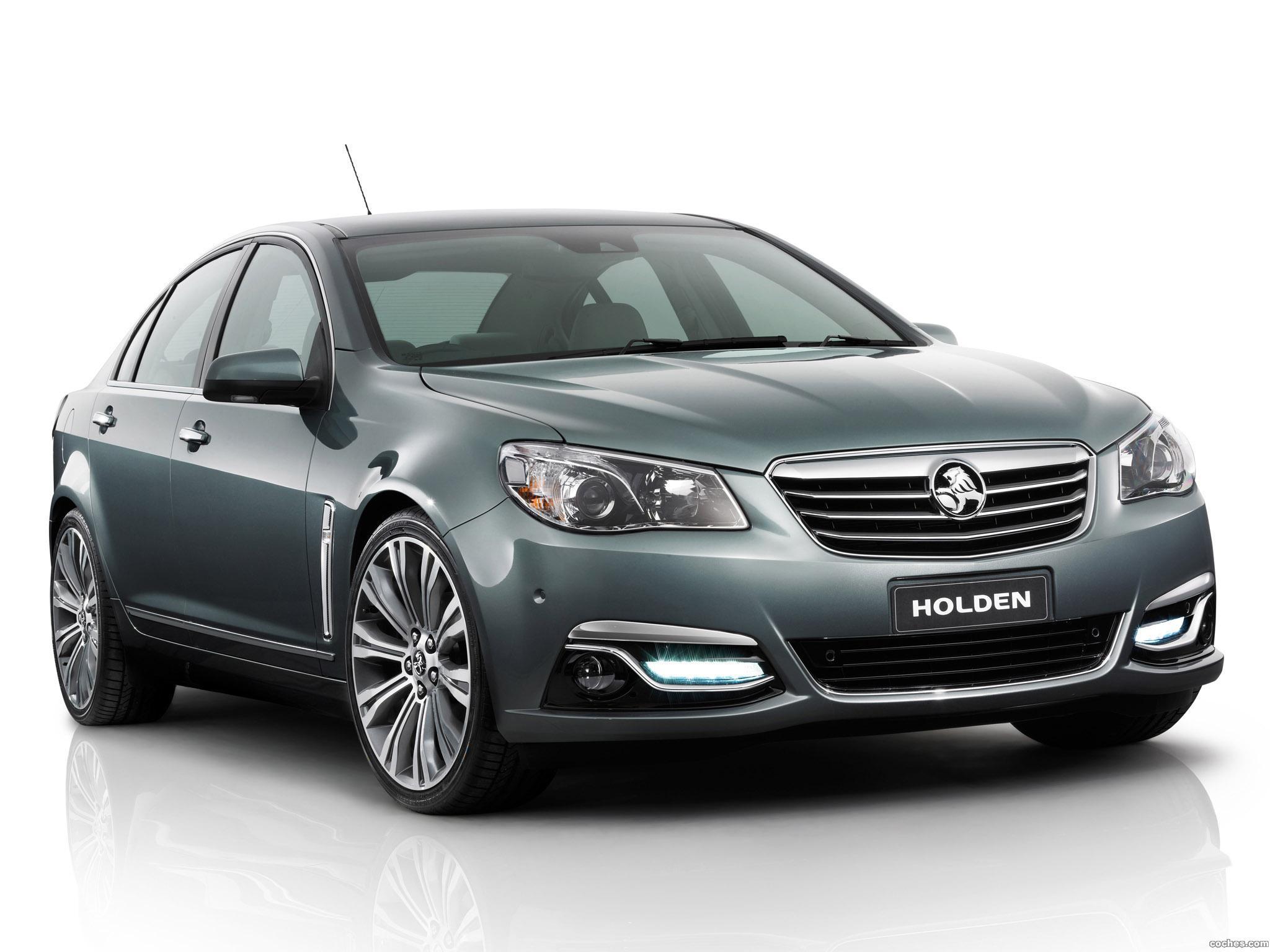 Foto 0 de Holden Calais V Series 2013