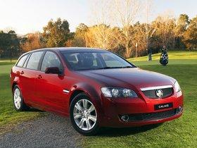 Ver foto 1 de Holden Calais VE Sportwagon 2008