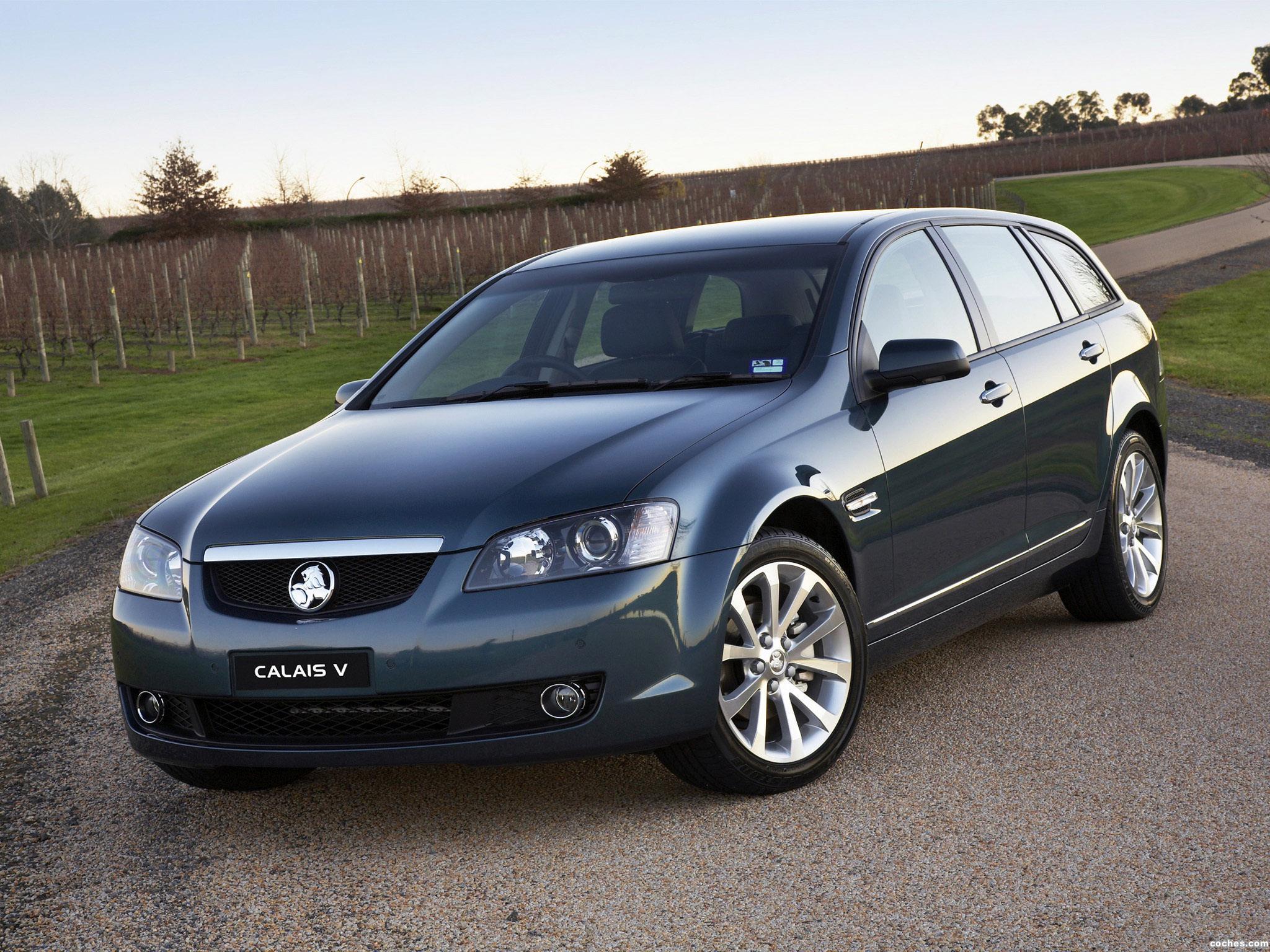 Foto 0 de Holden Calais VE V Sportwagon 2008