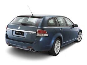 Ver foto 7 de Holden Calais VE V Sportwagon 2008