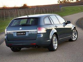 Ver foto 5 de Holden Calais VE V Sportwagon 2008