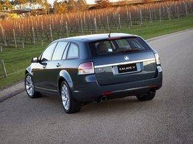 Ver foto 3 de Holden Calais VE V Sportwagon 2008