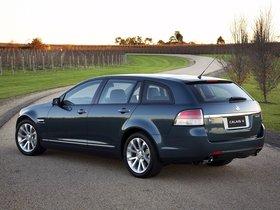 Ver foto 14 de Holden Calais VE V Sportwagon 2008