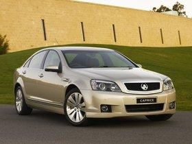 Ver foto 1 de Holden Caprice 2006