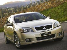 Ver foto 9 de Holden Caprice 2006