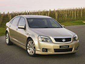 Ver foto 7 de Holden Caprice 2006
