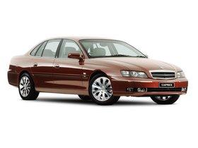 Ver foto 7 de Holden Caprice WL 2004