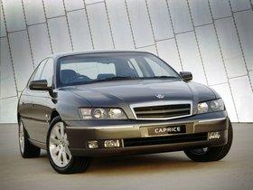 Ver foto 6 de Holden Caprice WL 2004