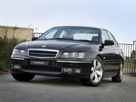 Ver foto 3 de Holden Caprice WL 2004