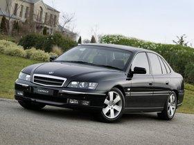 Ver foto 1 de Holden Caprice WL 2004