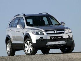Ver foto 2 de Holden Captiva 2006